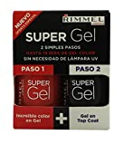 Rimmel Super Gel, 2 x 12 ml