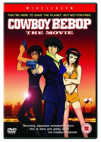 Cowboy Bebop - The Movie [DVD] [2003] by K?ichi Yamadera