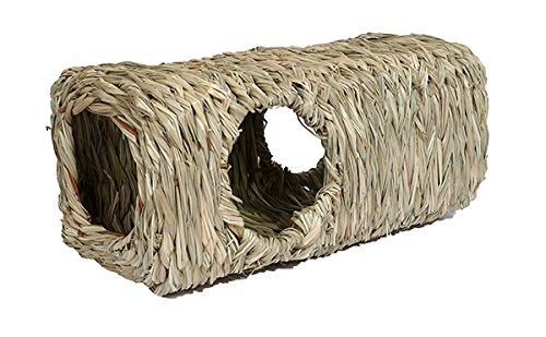 Rosewood 19472 Naturals Große stapelbare Spiel- Schlafhöhle aus Weidengeflecht, Für Meerschweinchen, Chinchillas, Ratten und Degus, 33x15cm