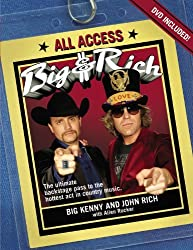Big and Rich: All Access (Book & DVD) by John Rich (2007-06-05)