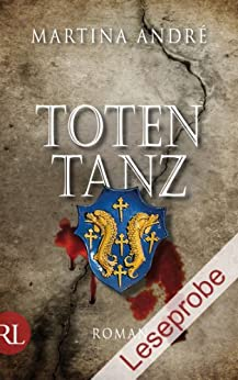 XXL-Leseprobe: Totentanz: Roman von [André, Martina]