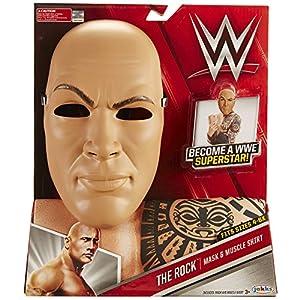 WWE la Roca Basic Disfraz