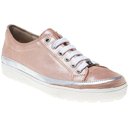 CAPRICE 23654 Damen Sneaker Pink