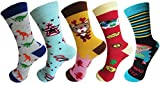 #9: RC. ROYAL CLASS Full Length soft cotton designer socks for kids Boys & Girls (pack of 5 pairs)