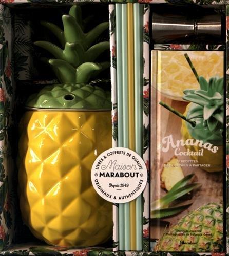 L'ananas cocktails par Collectif
