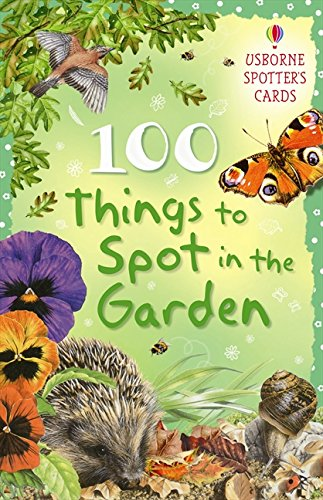 100 Things To Spot In The Garden (Spotters Activity Cards) por Simon Tudhope