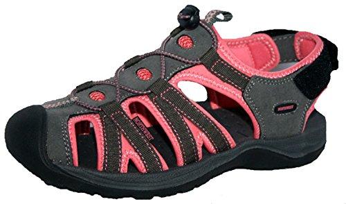Northwest Territory Chaussures de randonnée pour femme Rose - Rosa - rosa