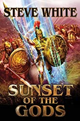 Sunset of the Gods (Jason Thanou Book 2) (English Edition)