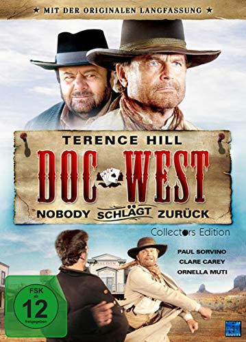 Doc West - Nobody schlägt zurück: Collectors Edition