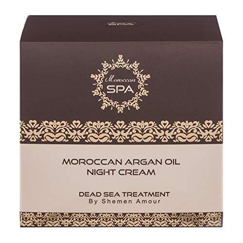 Marocain, l'huile d'Argan, Crème de nuit 50ml