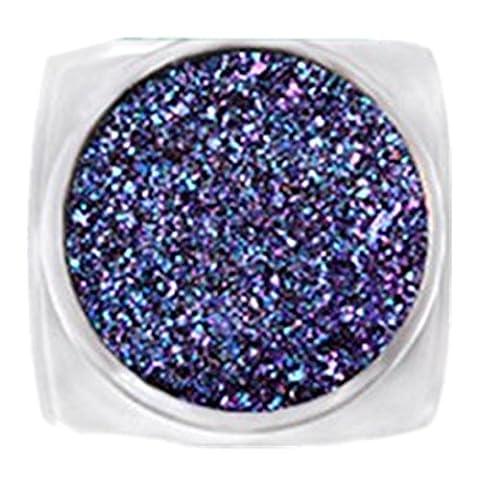 Nail Magic Mirror Powder, Gorgeous Chameleon Mirror Powder Nail Art