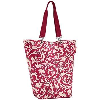 Reisenthel UC3033 einkaufstasche baroque/44 x 43.5 x 20 cm/Polyester/ruby