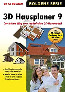 3d hausplaner 9 software. Black Bedroom Furniture Sets. Home Design Ideas