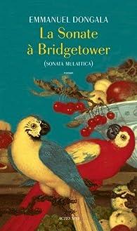 La sonate à Bridgetower (Sonata mulattica) par Dongala