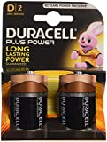 Duracell 2X D Batteries (Mn1300/R20)