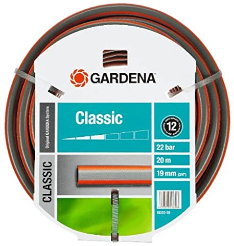 Gardena 18022-20 Classic Schlauch, 19 mm (3/4