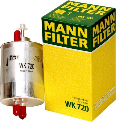 Preisvergleich Produktbild Mann Filter WK 720 Kraftstoffilter