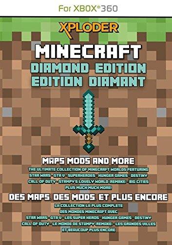 Mejor oferta Xploder Cheat System Special Edition Minecraft trucos consejos para consola compatible con Microsoft XBOX 360