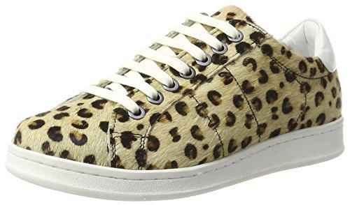Femmes Cato Hairon Sneaker En Cuir Maruti fKh9ALW