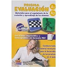 PRISMA Evaluación A1/A2: Materiales para el seguimiento de la evolución y aprendizaje de los alumnos