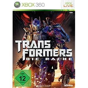 Transformers 2 – Die Rache – [Xbox 360]