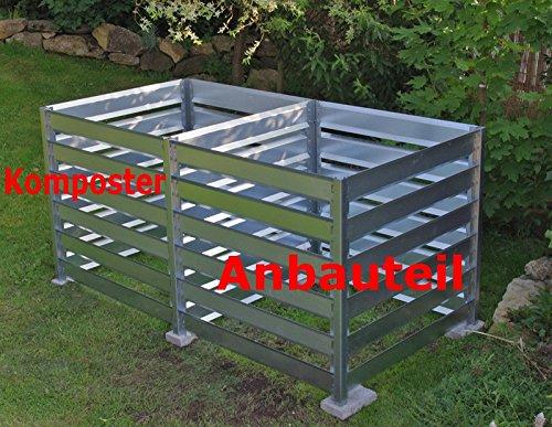 Erweiterungs-Set für Metall-Komposter 700 l