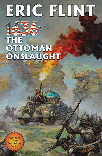 1636: The Ottoman Onslaught (Ring of Fire Book 21) (English Edition)