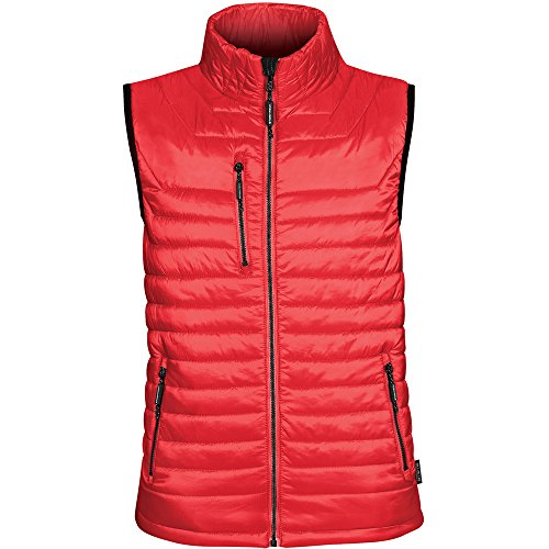 Stormtech Mens Gravity Thermal Vest True Red/ Black