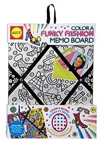 Alex Toys - Cuaderno para colorear (108F)