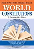 Political Science: World Constitution - A Comparative Study (English Edition)