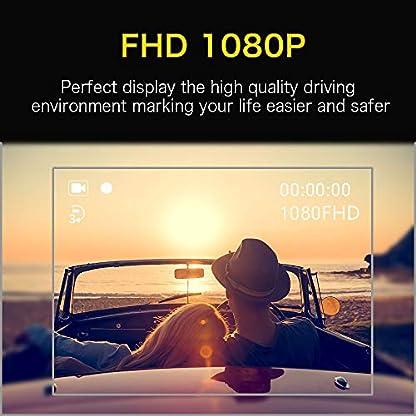 SuperEye-Dashcam-Auto-Dash-Camera-Auto-Autokamera-Mit-Bewegungserkennun-G-Sensor-Nachtsicht-Full-HD-1080P-Mini-Dash-Cam-170DVR-Rekorder-WDR-Loop-Aufnahme-Parkmonitor
