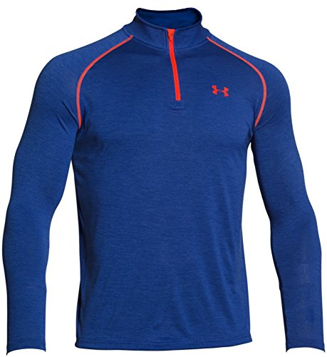 Under Armour Herren Ua Tech 1/4 Zip Fitness-Sweatshirts Blau (Cobalt)
