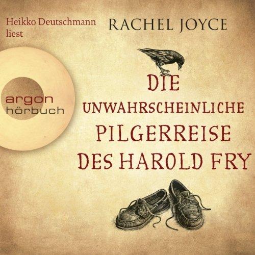 Buchseite und Rezensionen zu 'Die unwahrscheinliche Pilgerreise des Harold Fry' von Rachel Joyce