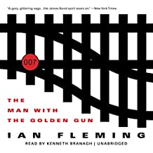 The Man with the Golden Gun (James Bond Novels)