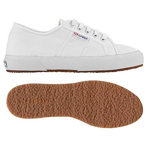 Superga 2750-PLUS COTU MICROFLEECE WHITE white