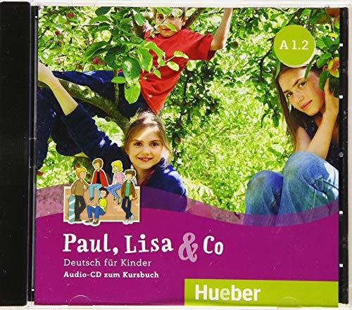 PAUL LISA & CO A1.2 CD-Kursb. (CD-Audio)