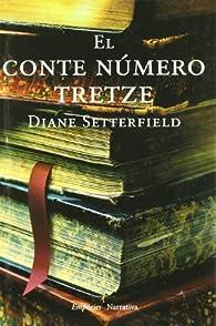 El conte número tretze par Diane Setterfield