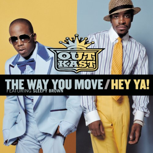 The Way You Move / Hey Ya! [Clean]