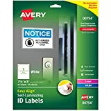 "Best Avery Laminatings - Easy Align Self-Laminating ID Labels-5""X7.5"" 25/Pkg Review"
