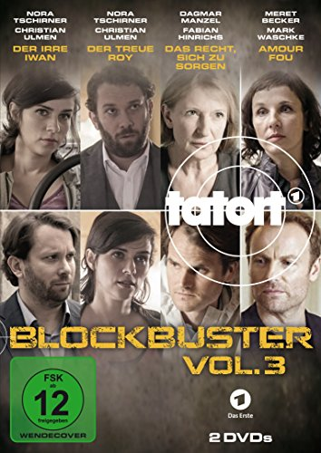 Tatort - Blockbuster Vol. 3 [2 DVDs]