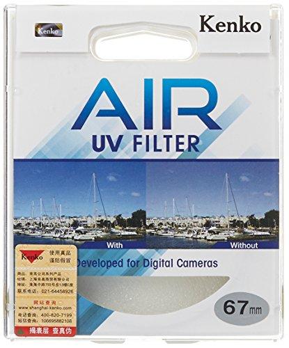 Kenko Air UV-Filter für Kamera 67 mm Schwarz