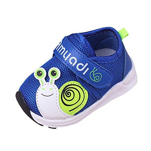 "d9913a7ae185b Zapatillas Unisex Niños ZARLLE Zapatos Niños Niñas""You Duo Ya"" patrón  Zapatillas de Malla"