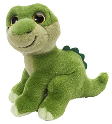 Peluche Dino,Diplodocus,18Cm - Wild Watcher