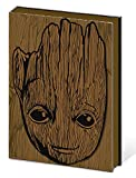 empireposter Guardians of the Galaxy - Groot - Offizielles Premium Lizenz-Notizbuch im handlichen A5 Format - Größe 15x21 cm
