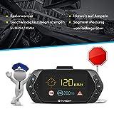 TrueCam A7s GPS Blitzerwarner - 7