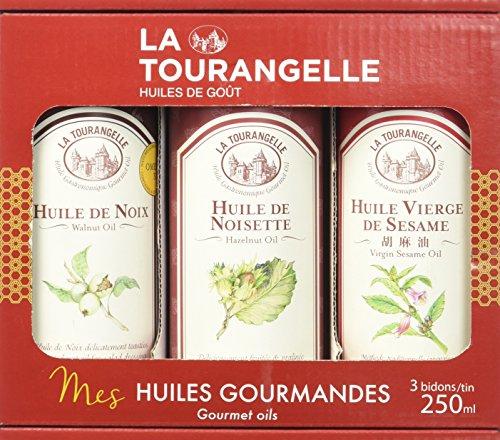 La tourangelle Trio Noix/Noisette/Sésame 750 ml