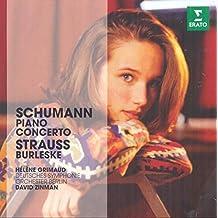 Schumann: Piano Concerto ; Strauss: Burleske
