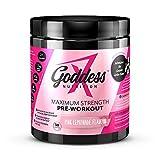 Best Pre Workout Supplements Women - Goddess Nutrition – Maximum Strength Pre-Workout Powder Shake Review