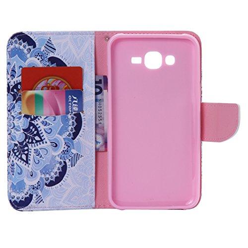 iPhone 6 6S (4,7 Zoll) téléphones portables Housse Case,Meet de Folio Wallet flip étui en cuir / Pouch / Case / Holster / Wallet / Case pour Apple iPhone 6 6S (4,7 Zoll) PU Housse étui coque Case Cove orchidée