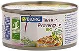 bjorg terrine veg provencale bio 125g - lot de 6